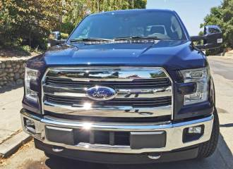 Ford-F-150-King-Ranch-Nose