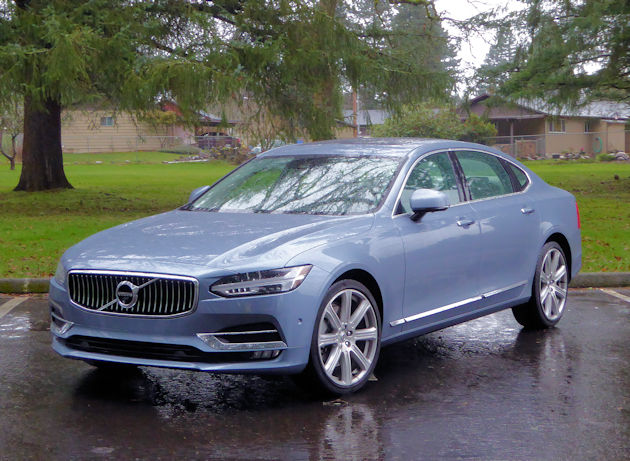 2018 volvo s90 t6 awd test drive our auto expert. Black Bedroom Furniture Sets. Home Design Ideas