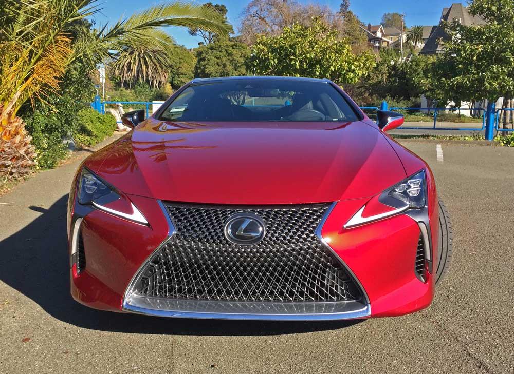 Lexus-LC-500-Nose