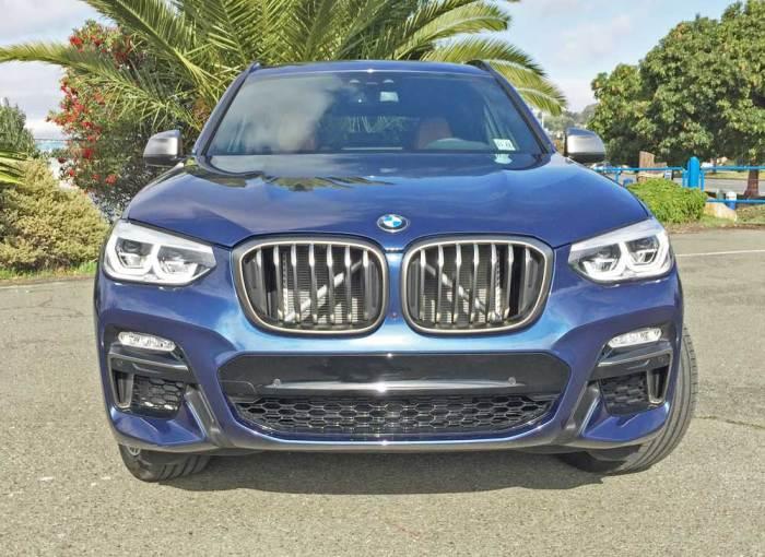 2018 Bmw X3 M40i Sav Test Drive Our Auto Expert