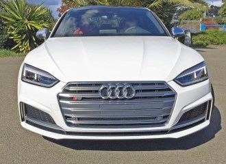 Audi S5 Sportback Nose