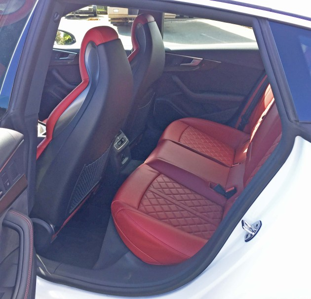 Audi S5 Sportback RInt