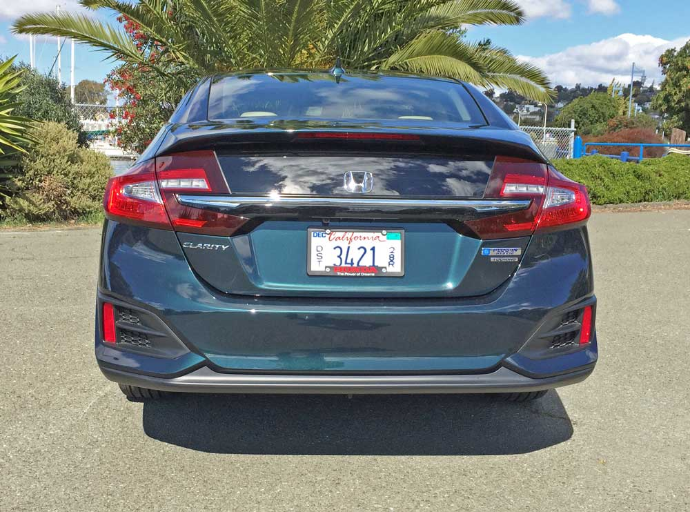 2018 Honda Clarity Plug In Hybrid Touring Test Drive Our
