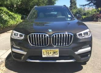 BMW-X3-30i-Nose