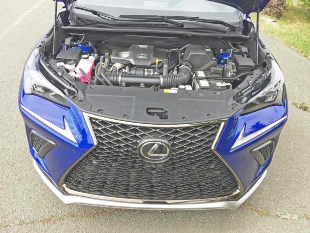 Lexus NX 300 F-Sport Eng