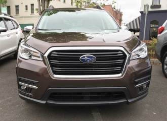 Subaru-Ascent-Nose