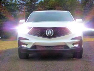 2019 Acura RDX Test Drive