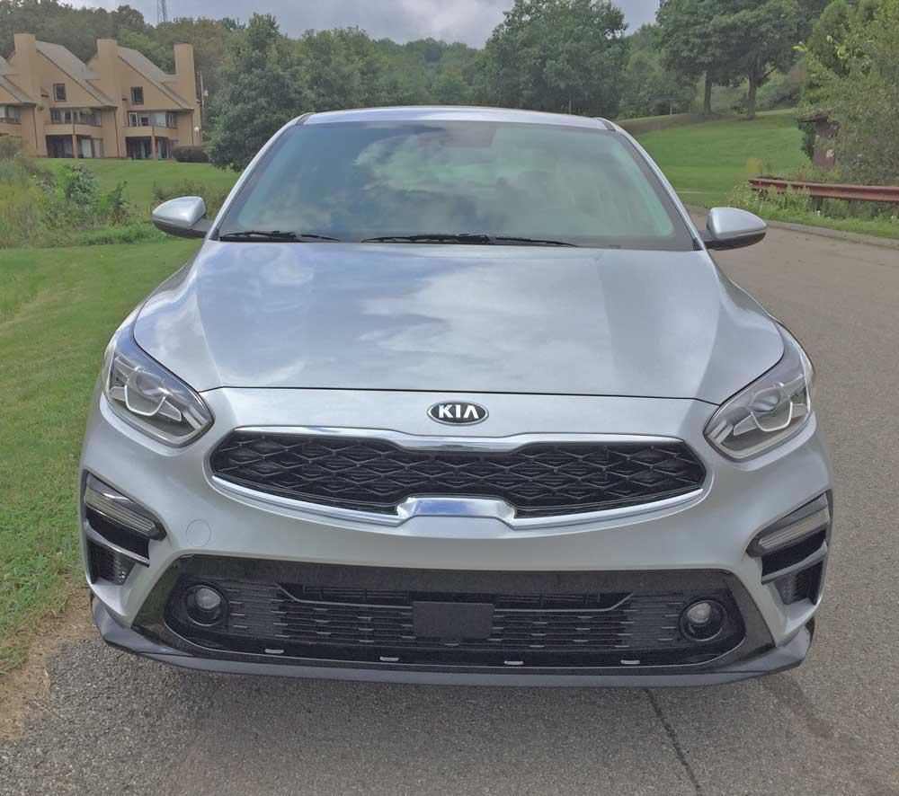 2019 Kia Forte EX Launch Edition Test Drive