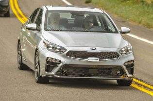 2019 Kia Forte EX Launch Edition Test Drive