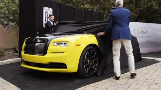 Rolls Royce Life Styles of the Rich and Famous