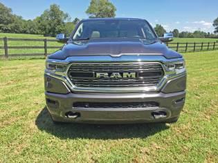 2019 Ram 1500 eTorque Limited Crew Cab 4×4 Test Drive