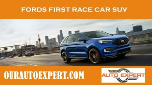 First Drive 2019 Ford Edge ST