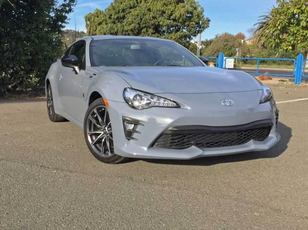 2018 Toyota 86 GT Test Drive