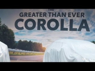 Surprise Reveal 2020 Toyota Corolla