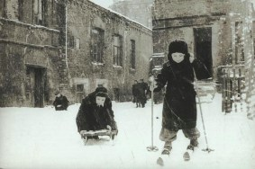 παιδιά στο Μίνσκ τη δεκαετία του 50