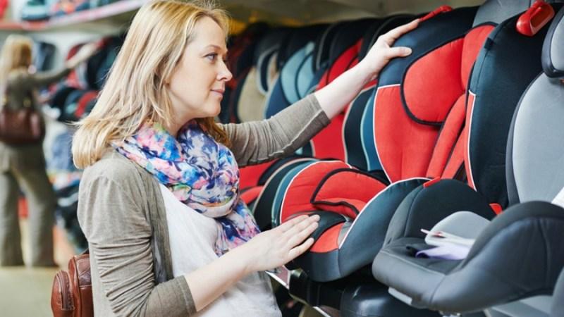 CHOOSING A BABY CAR SEAT