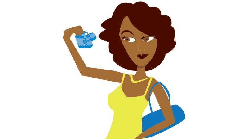 Pregnancy Calendar – Week 9