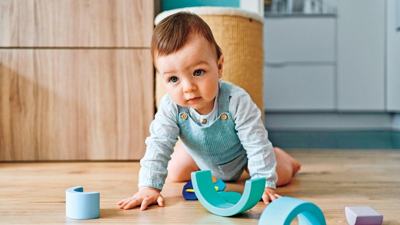 Why play is important for baby development