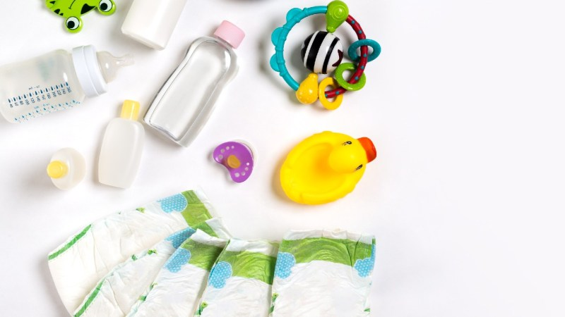 Here's all the free baby stuff you can get in Canada