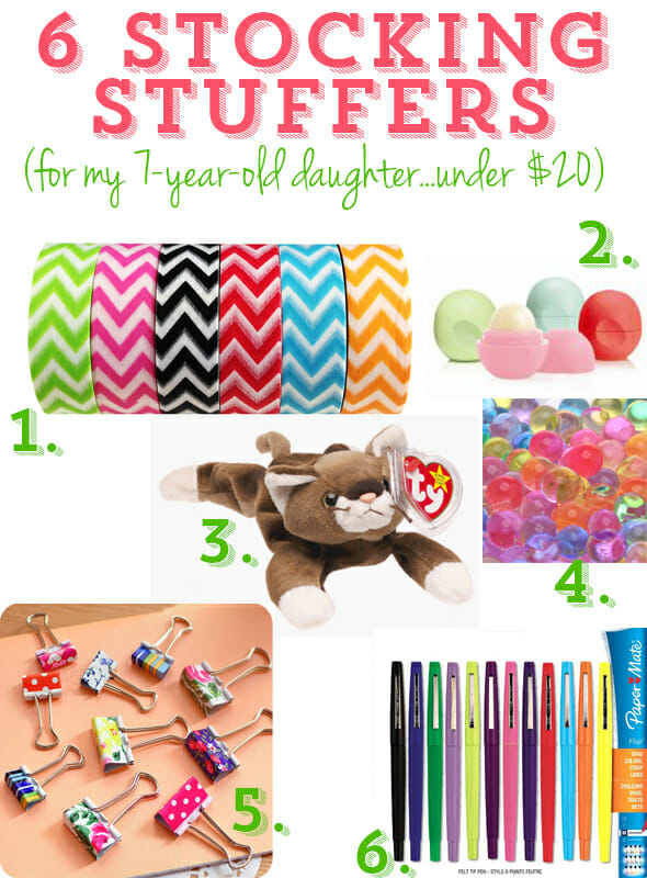 10 Gifts Age Girls Top