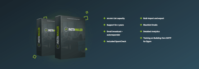 Instamailer Review & Bonuses
