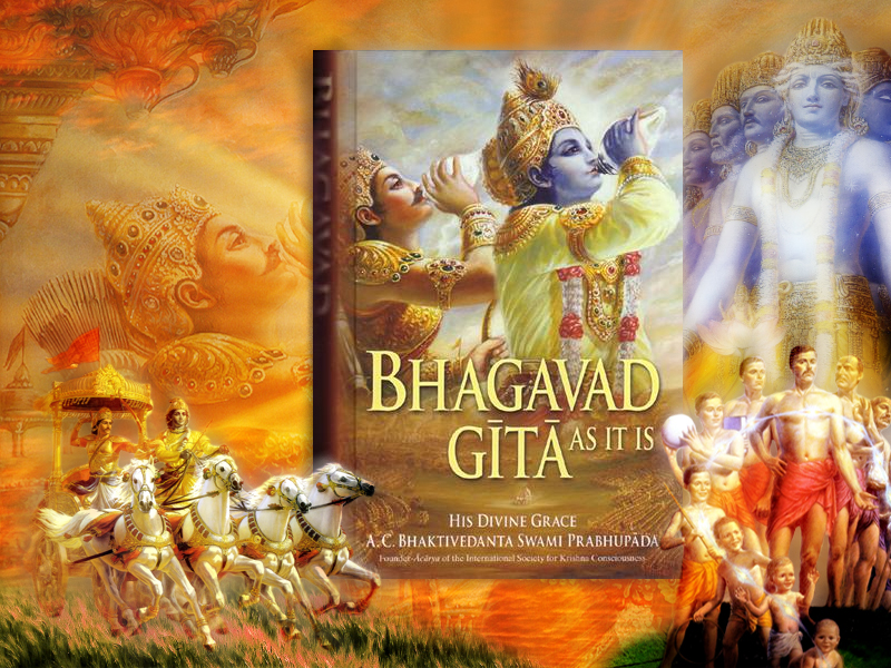 Shrimad Bhagwat Geeta All Chapter Wise