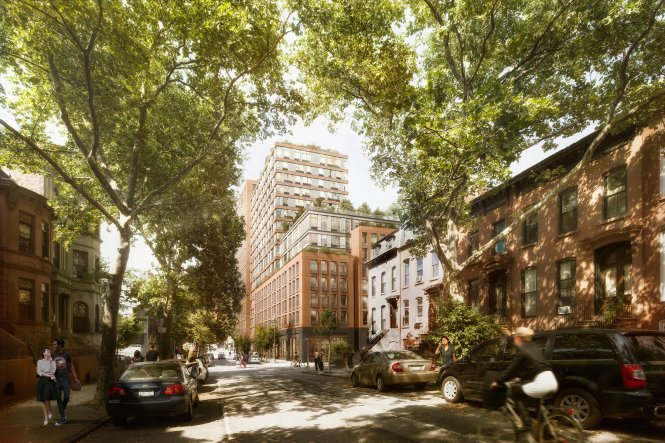 Hey Brooklyn You Can Live In A Prospect Heights Luxury Apartment For As Low 581 Mo