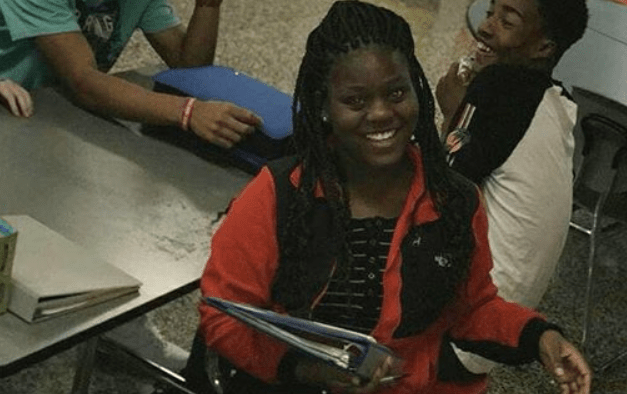 MISSING — T'shia Te'Nae Ratchford-Williams From Cuyahoga Falls, OHIO - Our Black Girls