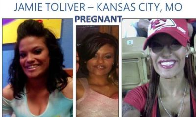 Jamie L. Toliver Missing