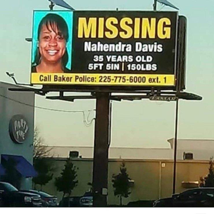 Nahendra Faye Davis