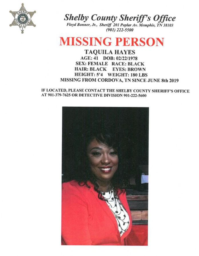Taquilla Hayes Missing, Murder, Carl Hayes