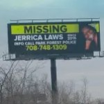 Jerrica Laws missing
