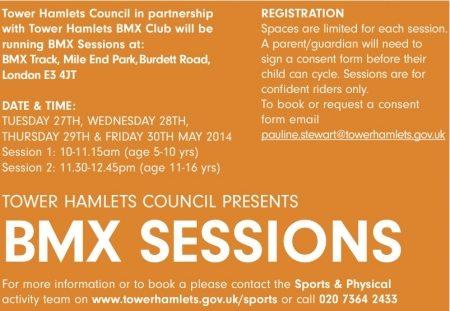 BMX SessionsB