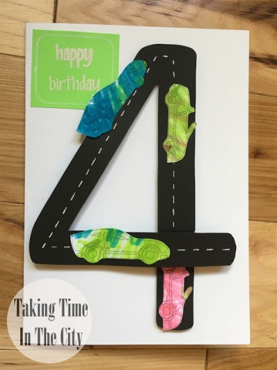 Easy Boy Birthday Cards You Can Make Yourself Our Boy Life