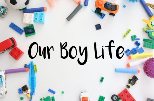 Our Boy Life - Blog Name Change