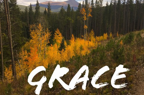 Our Boy Life - My Story: Accepting Grace