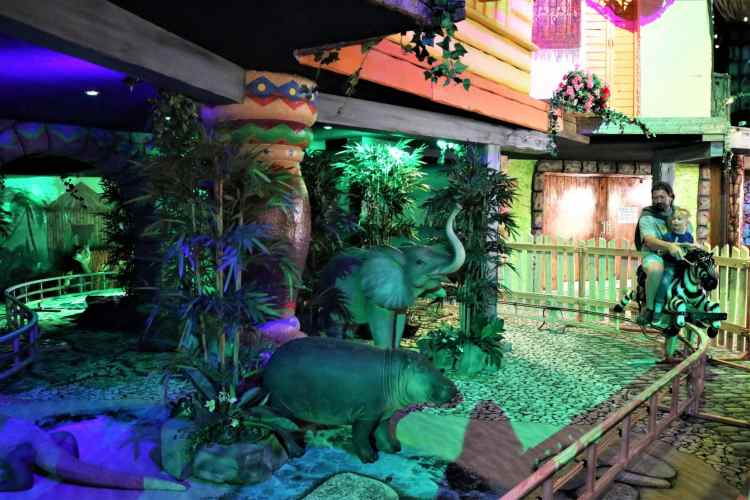 Fantasy Island Rides   Which Rides are Suitable for Young Kids