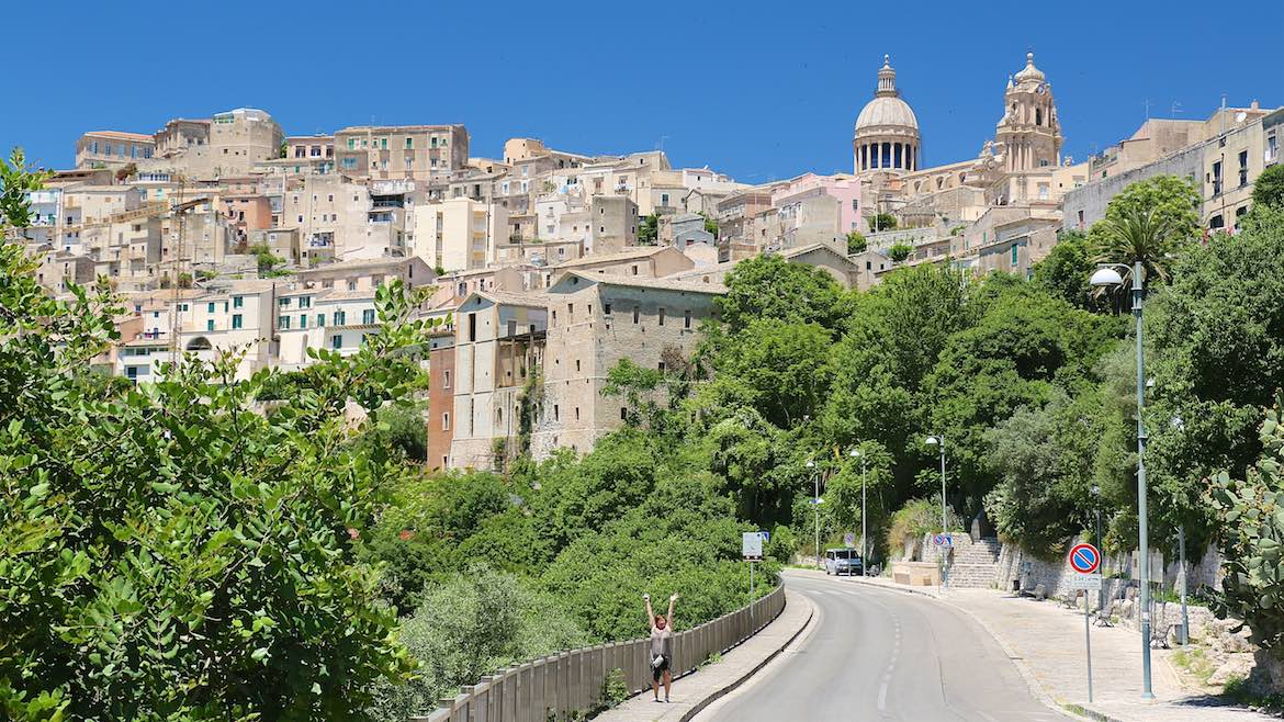 Ragusa is a great place to visit. But it's time to move on.