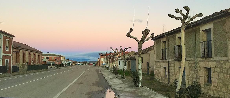 Estepar wild west town.