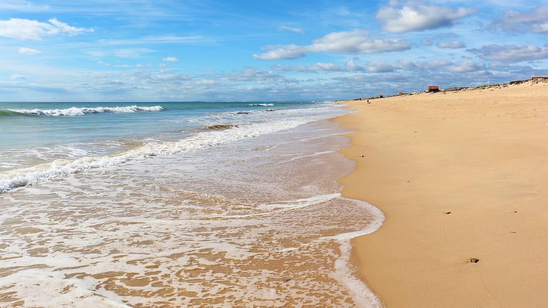 Isla de Faro Beach.
