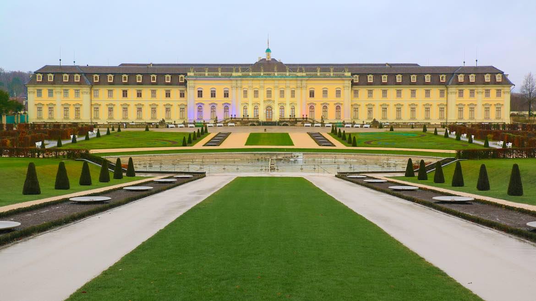 Ludwigsburg Schloss.