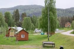 Cracking campsite