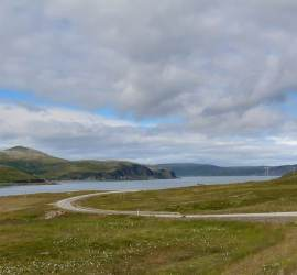 The Road to North Cape