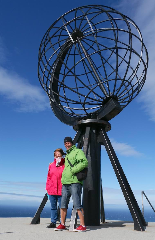 The North Cape Globe