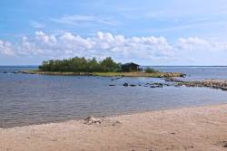 Ontakari island