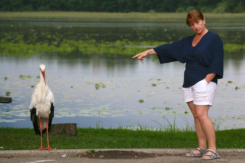 Jo & Stork