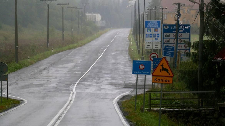 Border Crossing & more bumpy roads
