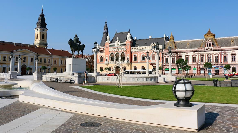 Oradea Main Square