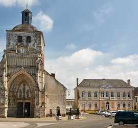 Montreuil Church