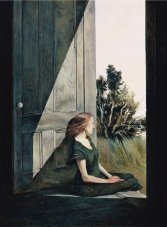 Christina [A. Wyeth, 1947]